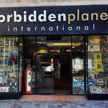 Forbidden Planet International Also Has A Lockdown Click &#038 Collect