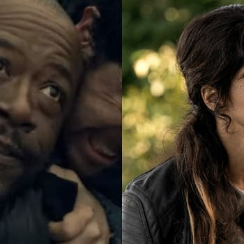 Fear the Walking Dead TWD World Beyond: New CRM Clues &#038 Theories