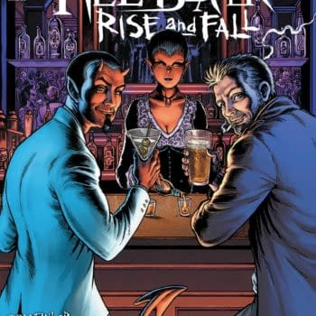 Hellblazer Rise And Fall #2 Review: Sheer Entertainment Value