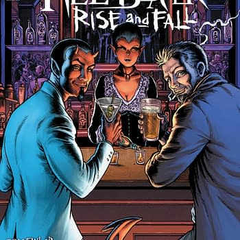 Hellblazer: Rise And Fall #2 Review: Sheer Entertainment Value