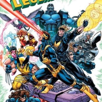 Fabian Nicieza, Brett Booth Retell X-Men's Third Summers Brother