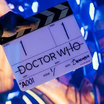 Doctor Who Showrunner EP Update Series 13 Talk COVID-Related Changes