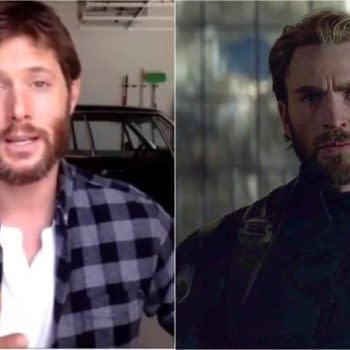 The Boys wants Jensen Ackles to grow out the facial hair for Soldier Boy (Images: screencap/Marvel Studios)
