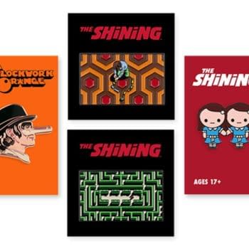Mondo Introduces New Stanley Kubrick Shirts & Pins, Available Now