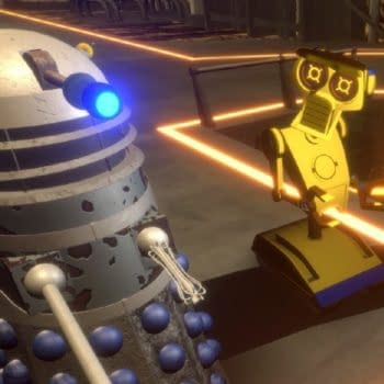 02: The Sentinel of the Fifth Galaxy | DALEKS! | Doctor Who