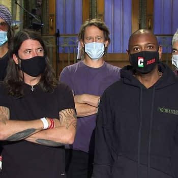 Saturday Night Live: Dave Chappelle Dave Grohl Are Ready to Call It