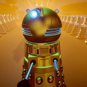 Doctor Who: Will The Archive of Islos Prove the Daleks Downfall
