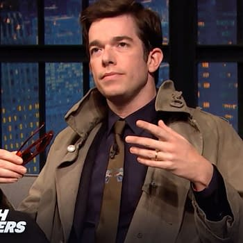 John Mulaney Joins Late Night with Seth Meyers Writing Staff
