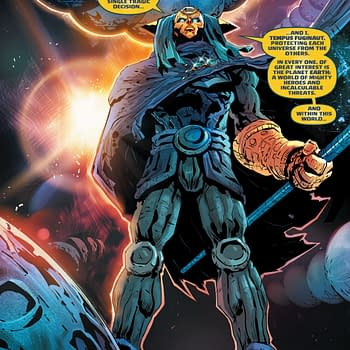 Earth Exceptionalism In The DC Omniverse