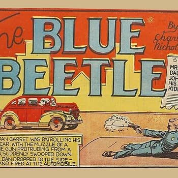 Blue Beetle and the Legacy of the Mystery Men
