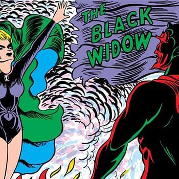 The Mystic Comics Origins of Marvels First Black Widow