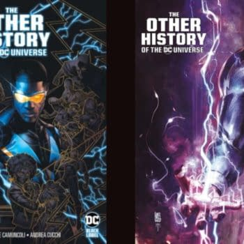 Other History Of The DCU Retailer Variants For Black History Month