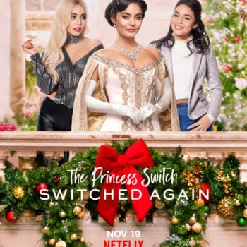 The Princess Switch 2: Switched Again Trailer Released By Netflix