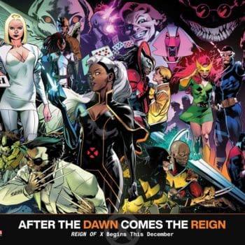 Details For New X-Men Reign of X Status Branding From December