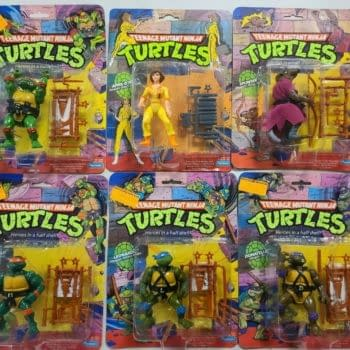Hero Trade, TMNT Playmates and Bruce Timm in Give Comics Hope Auction