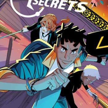 Seven Secrets #4 Review: Relentless Application of Craft
