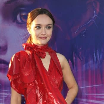 Olivia Cooke at the Los Angeles premiere of 'Ready Player One' held at the Dolby Theatre in Hollywood, USA on March 26, 2018. Editorial credit: Tinseltown / Shutterstock.com