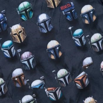 RSVLTS Shows Us This Is the Way With New The Mandalorian Shirts
