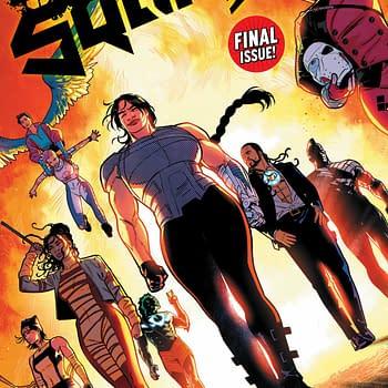 Suicide Squad #11 Review: Stuck The Landing