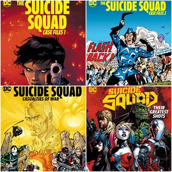 Suicide Squad Collections Ramp Up From DC Comics Ahead of Movie