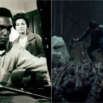 Night of the Living Dead to The Walking Dead (Images: Image Ten/AMCTV)