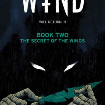 James Tynion IV Teases The Return Of Wynd In May 2021