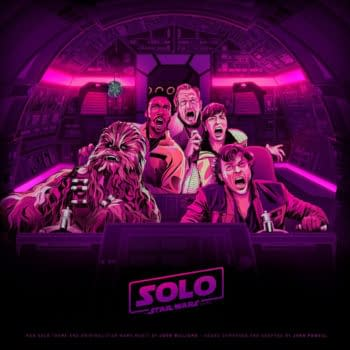 Mondo Will Release Solo: A Star Wars Story Score On Vinyl Next Week