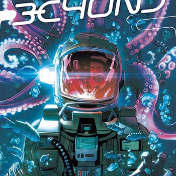 Mirka Andolfo, David Goy, Andrea Broccardo New Comic, The Deep Beyond