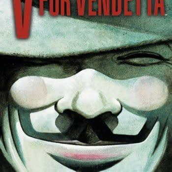 V For Vendetta Gets Its First Black Label Edition