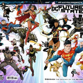 DC Issues One-Per-Store Edition Of Catalogue For Local Comic Shop Day