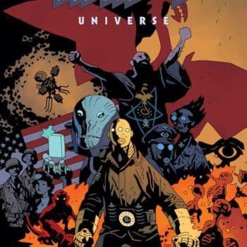 Hellboy Dives Into Hardcover Origins In June 2021