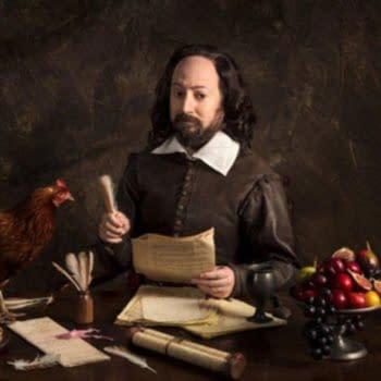 Upstart Crow Returns To The BBC With A Plague Christmas Special