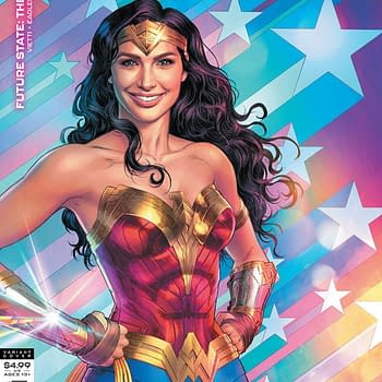 Wonder Woman 1984 Variant Covers Rescheduled &#8211 Fourth Time Lucky