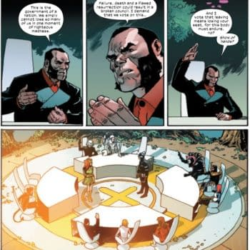 The X-Men No More? X-Men, Excalibur, X Of Swords Destruction Spoilers
