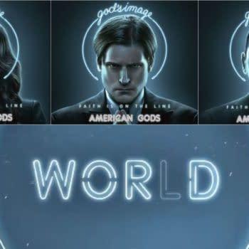 American Gods Season 3 catches up with World (Image: STARZ)