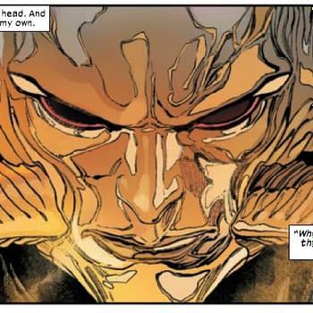 X-Men #14 Reuses Leinil Yus Art To Give Genesis Version Of Arrako