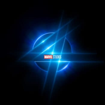 Fantastic Four Logo. Credit: Marvel/Disney