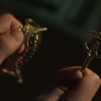Locke & Key is halfway finished with season 2 (Image: Netflix)