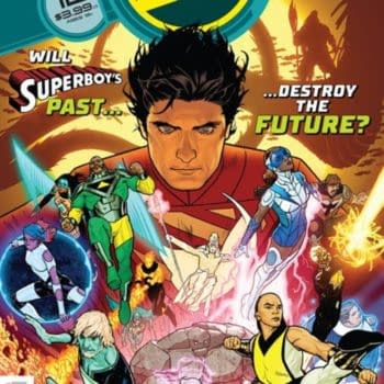 Legion Of Super Heroes #12 Delayed Into The Future - Until 2021
