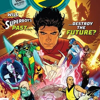 Legion Of Super-Heroes #12 Delayed Into The Future &#8211 Until 2021