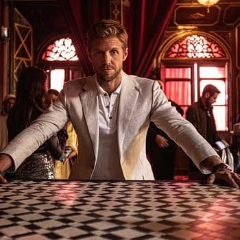 Walker: Blood &#038 Treasure Star Matt Barr Joins Jared Padalecki Series