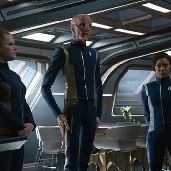 Star Trek: Discovery SuKal Review: The Fellowship of the Burn