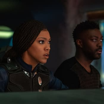 Star Trek: Discovery There Is A Tide: Yippee Ki Yay Michael Burnham