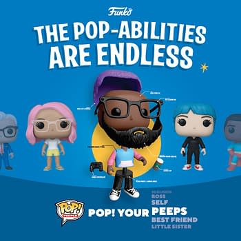 Funko Fans Can Pop Themselves With New Pop Yourself Factory