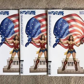 Comic Creators React To&#8230 Wonder Woman 1984