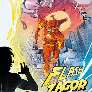 Flash/Zagor USA/Italy Crossover #0 Published &#8211 Heres A Preview
