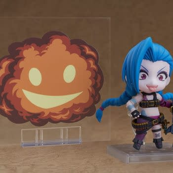 League of Leagues Jinx Brings Chaos to Good Smile Company