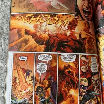 DC Comics Suffers More Print Problems With Dark Multiverse: Crisis
