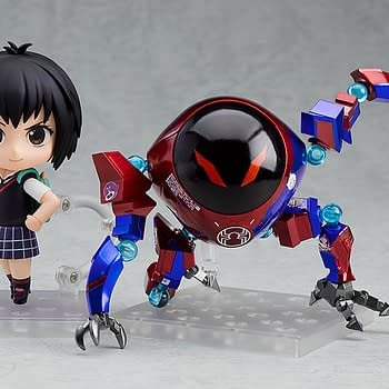 Spider-Man Peni Parker and SP//dr Arrive With Good Smile