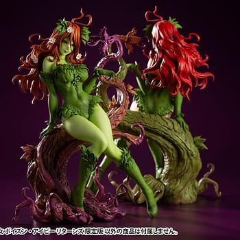 Poison Ivy Returns With New Variant Statue from Kotobukiya
